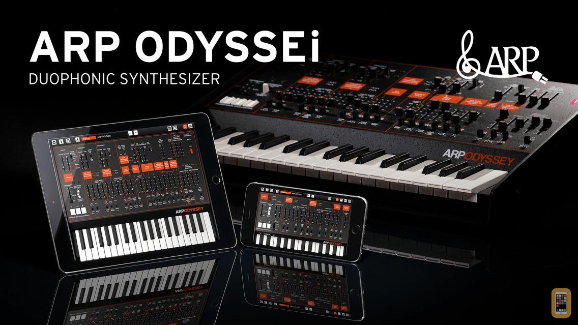 Screenshot - ARP ODYSSEi
