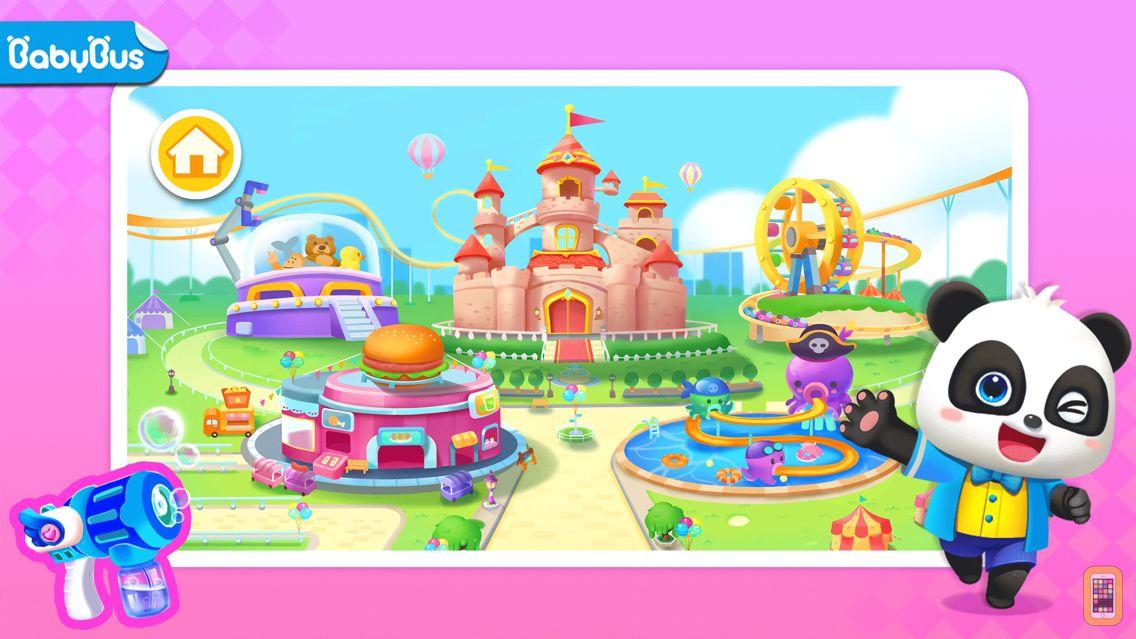 Screenshot - Panda's Carnival - BabyBus