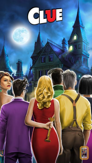 Screenshot - Clue: The Classic Mystery Game