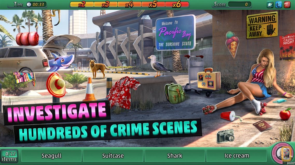 Criminal Case Pacific Bay For Iphone Amp Ipad App Info