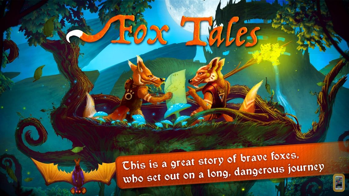 Screenshot - Fox Tales - Story Book for Kids