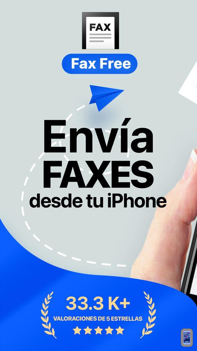 Screenshot - FAX: Send Fax from iPhone