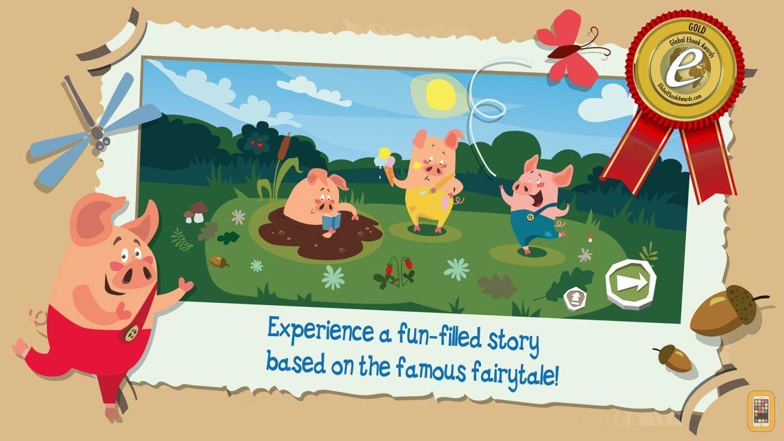 Screenshot - Three Little Pigs vs The Wolf