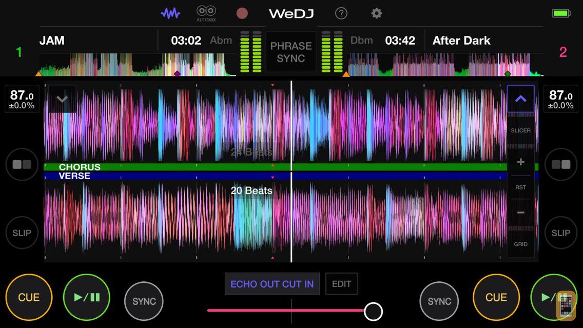 Screenshot - WeDJ for iPhone