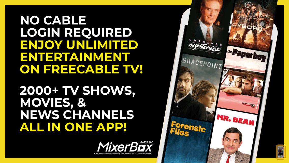 Screenshot - Unlimited TV:News & TV Shows