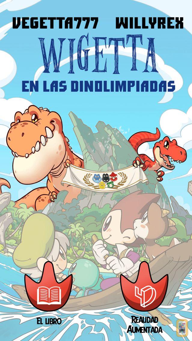 Screenshot - Wigetta en las Dinolimpiadas