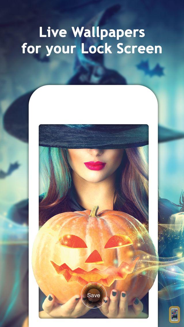 Screenshot - Halloween Live Wallpapers