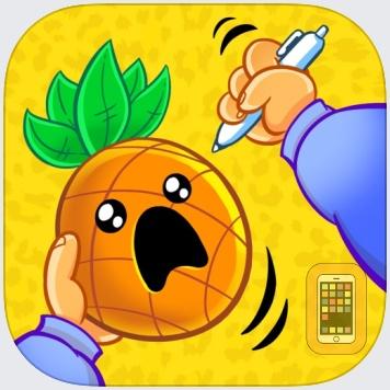 Pineapple Pen by Ketchapp (Universal)