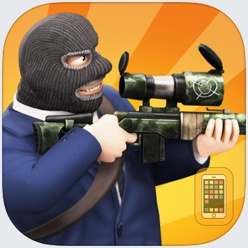 Snipers vs Thieves by PlayStack Ltd (Universal)