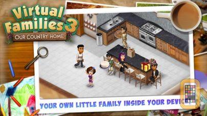 Screenshot - Virtual Families 3