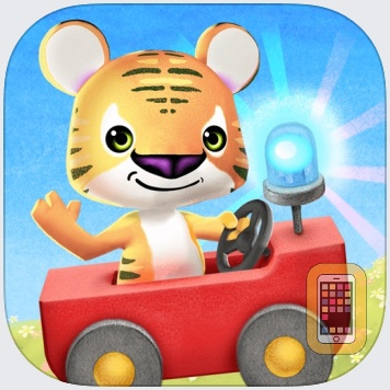 Little Tiger: Firefighter App by wonderkind GmbH (Universal)