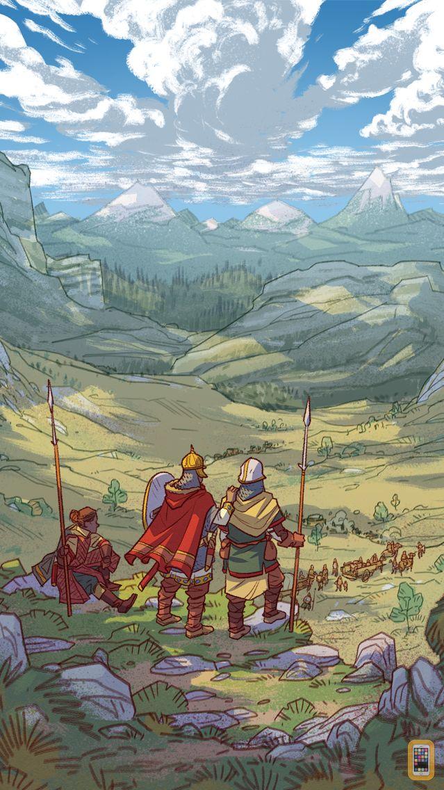 Screenshot - Saga of the North Wind