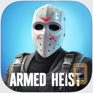 Armed Heist: Shooting Games by SOZAP (Universal)