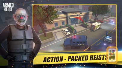 Screenshot - Armed Heist: TPS Shooting Game