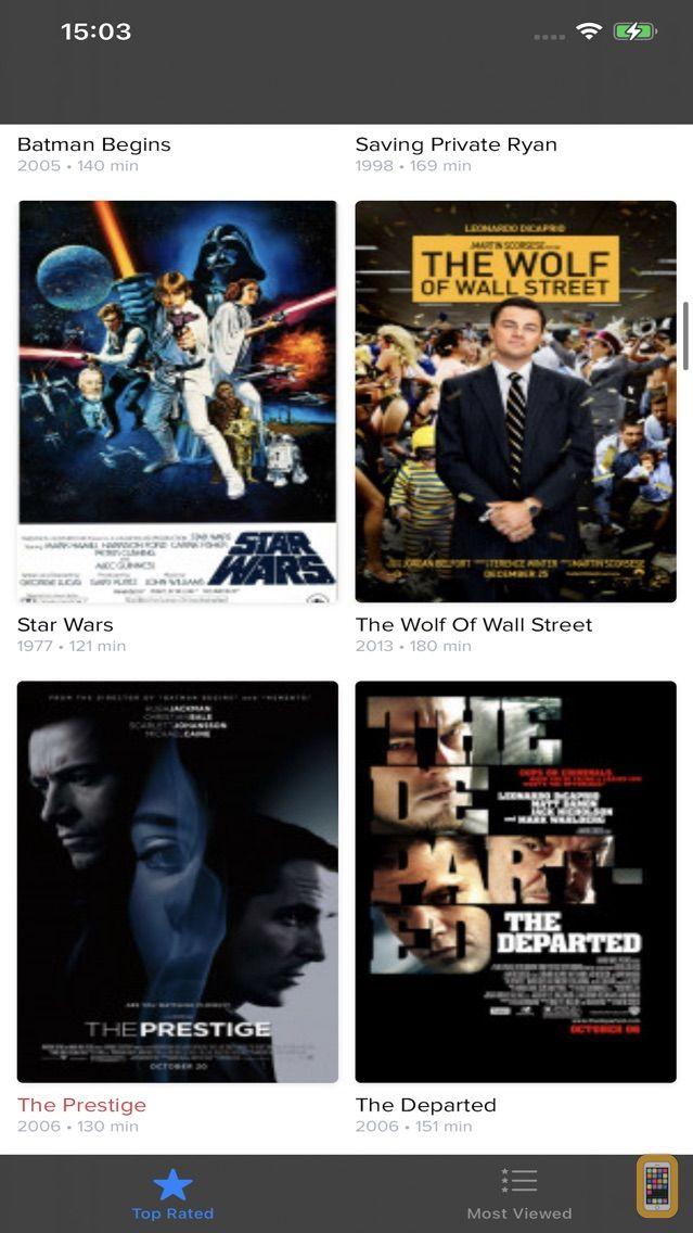 Screenshot - Popcorn - Movies, TV Series