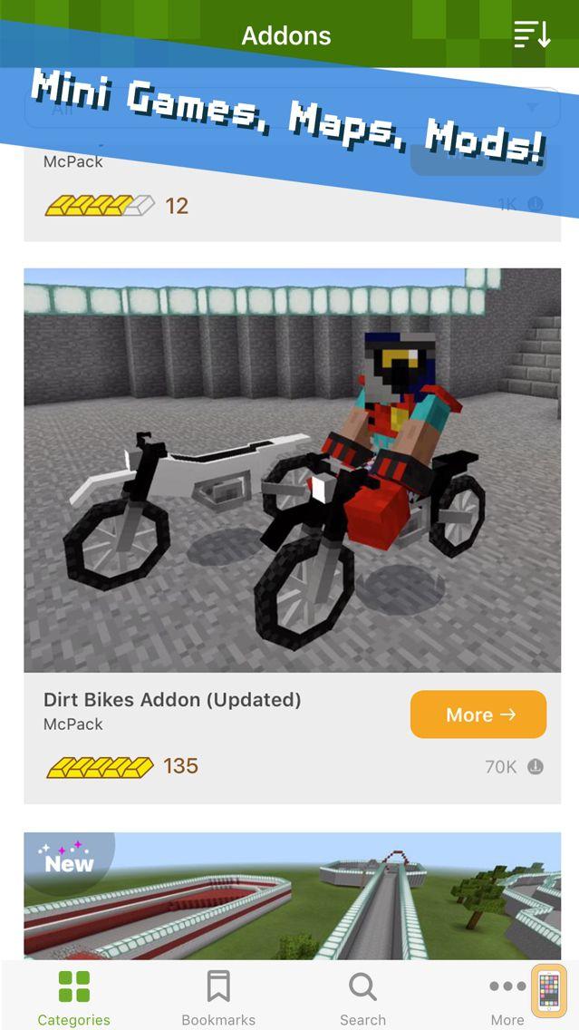 Screenshot - Addons for Minecraft