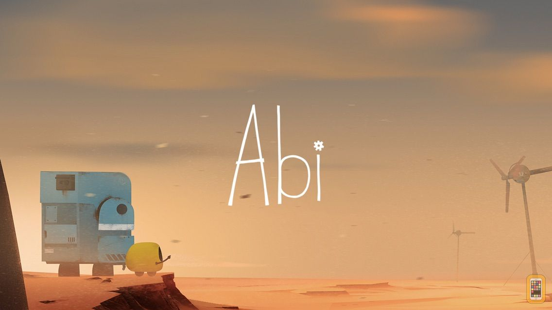 Screenshot - Abi: A Robot's Tale
