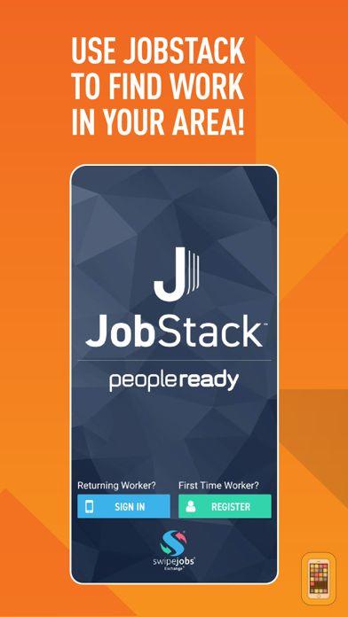 Screenshot - JobStack | Find a Job