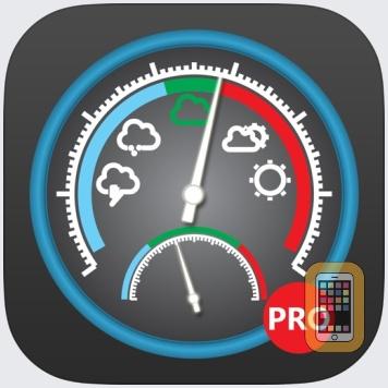 Barometer Plus - Altimeter PRO by Ngo Na (Universal)