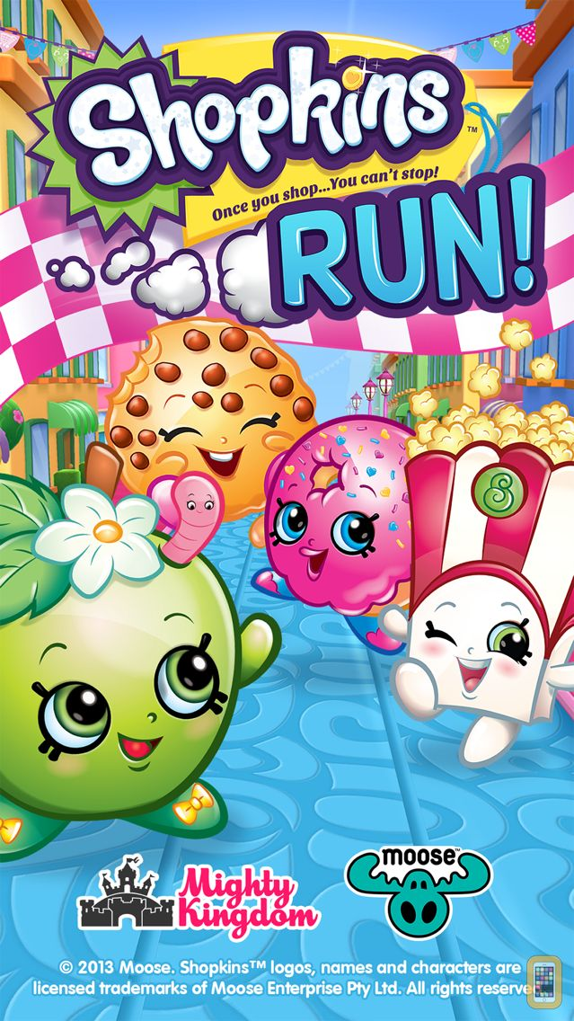 shopkins run for iphone ipad app info stats iosnoops