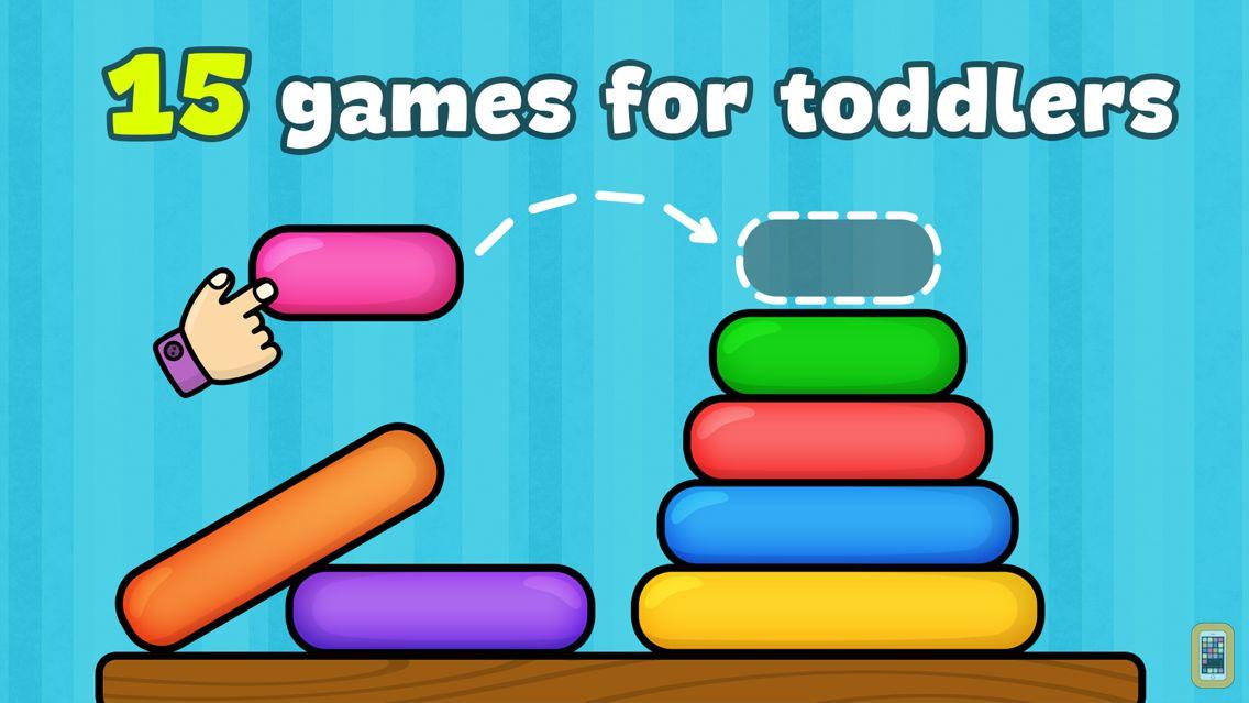 Screenshot - Preschool games for toddler 2+