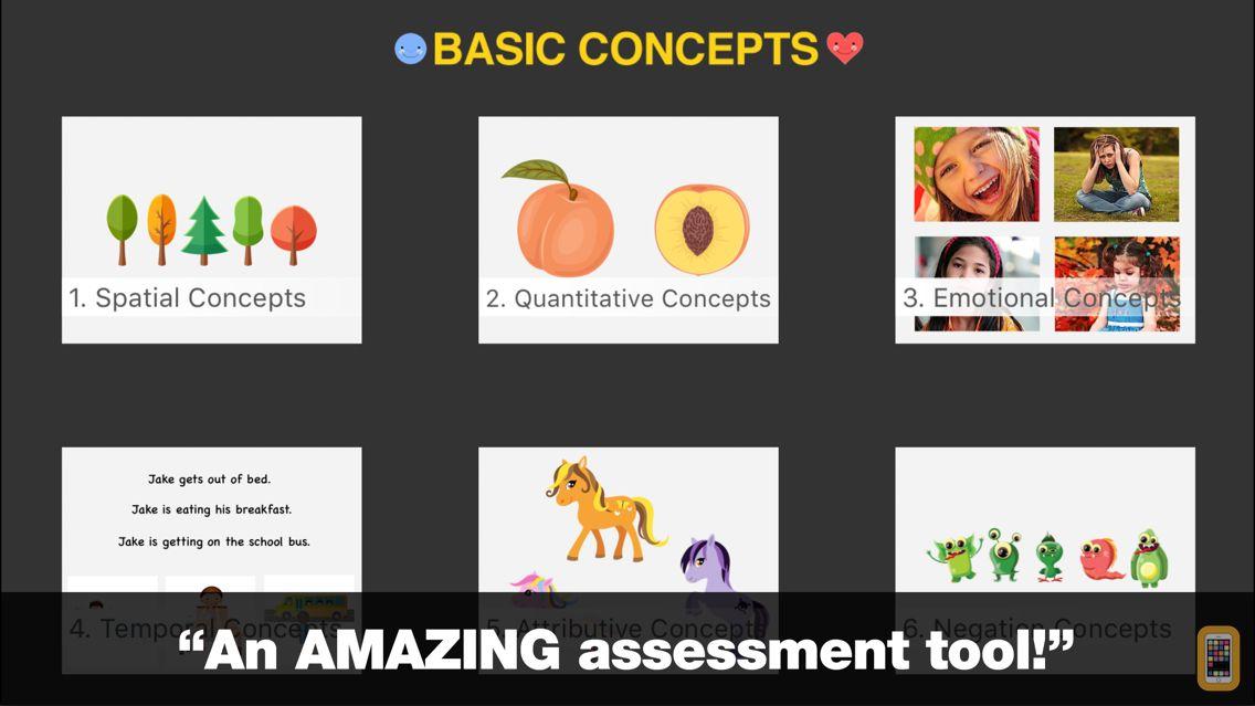 Screenshot - Basic Concepts Assessment