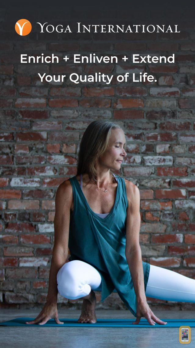 Screenshot - Yoga International