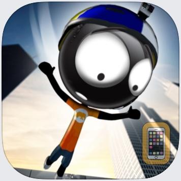 Stickman Base Jumper 2 by Djinnworks GmbH (Universal)