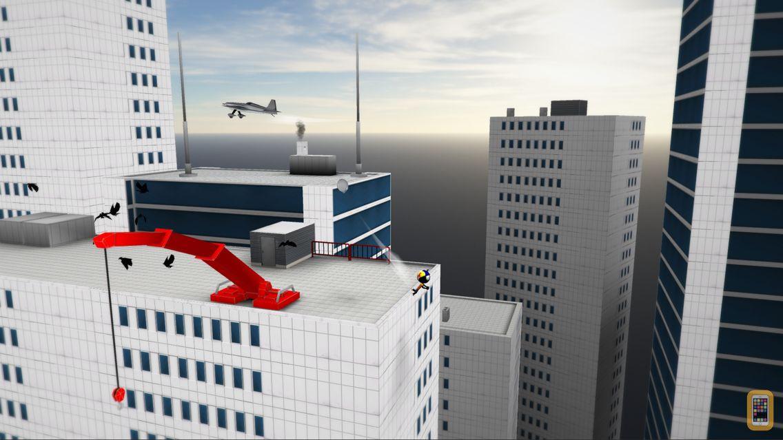 Screenshot - Stickman Base Jumper 2