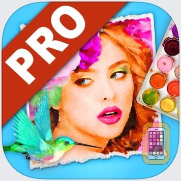 Watercolor Studio by JixiPix Software (iPad)