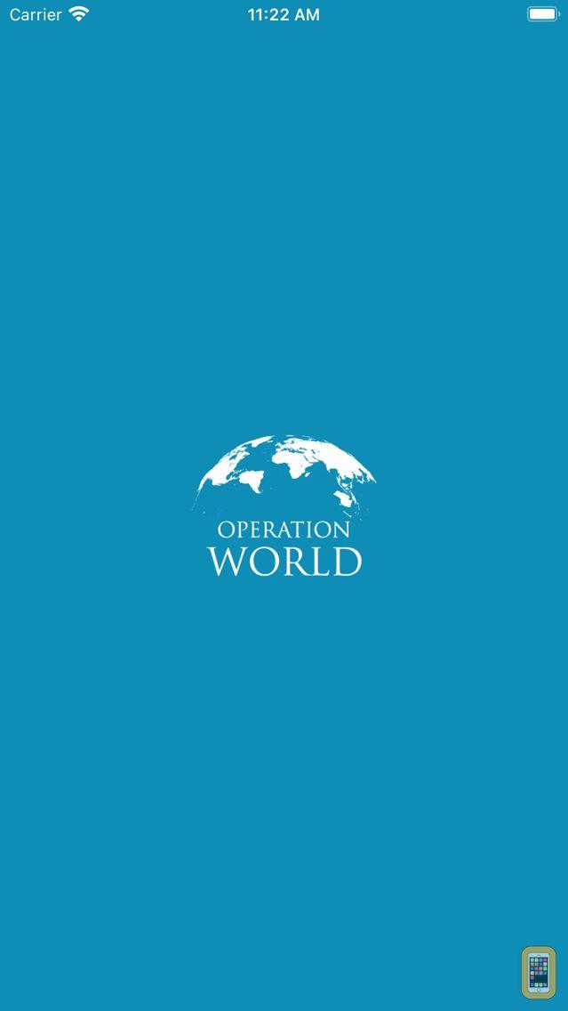 Screenshot - Operation World