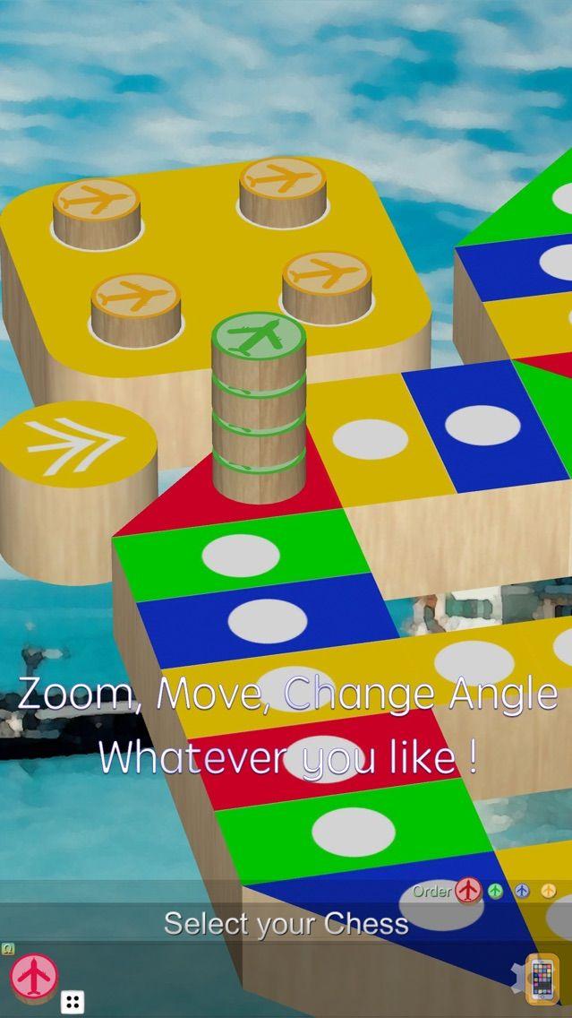 Screenshot - Aeroplane Chess 3D - Childhood