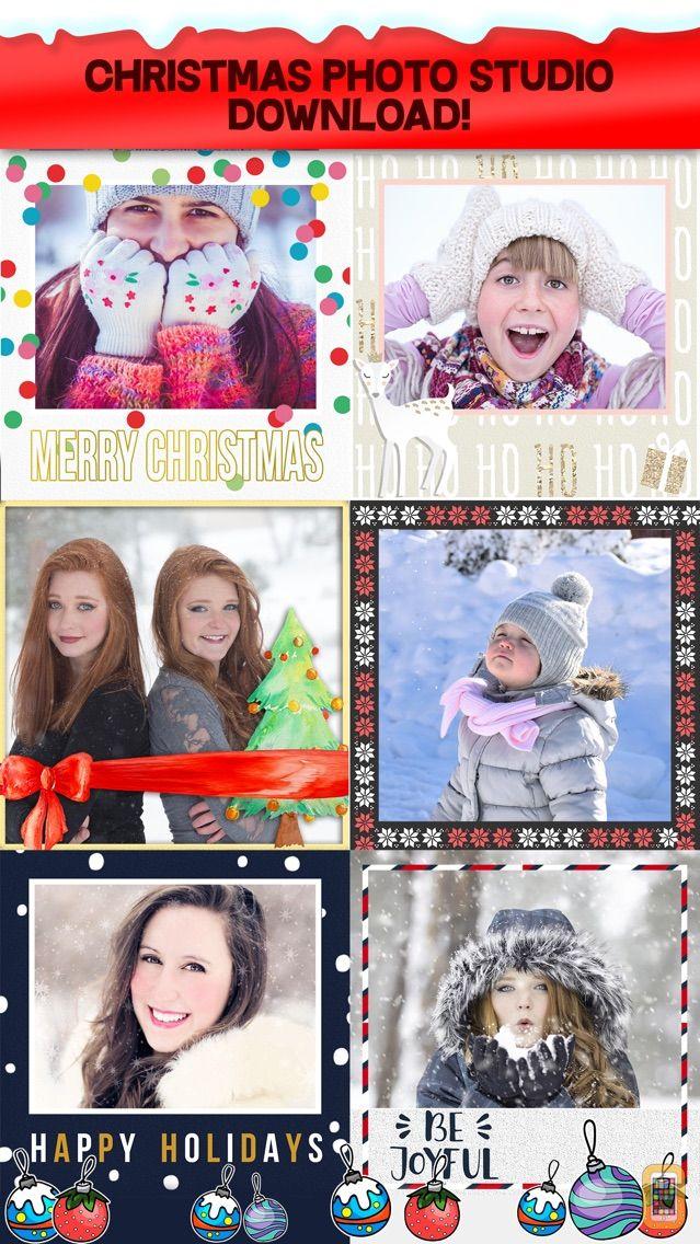 Screenshot - Christmas Cards Maker - Personalize your Xmas Card