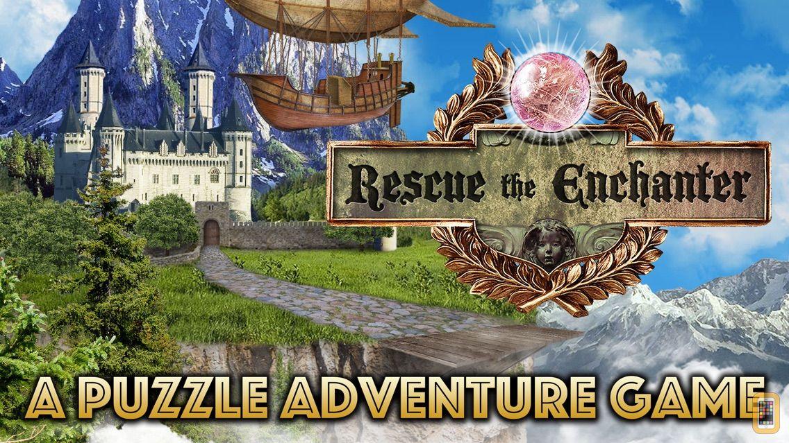 Screenshot - Rescue the Enchanter