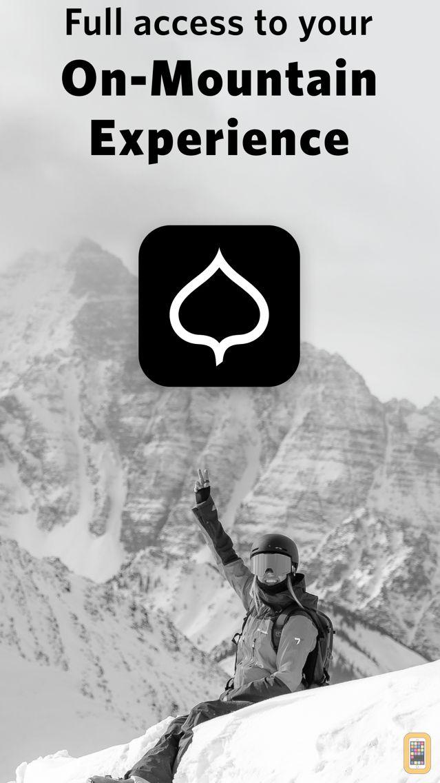 Screenshot - Aspen Snowmass App