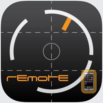 Kronos Remote by Daniel Luscher (iPad)