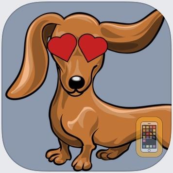Weinermoji - Dachshund Emoji & Stickers by Hare Squared, LLC (Universal)