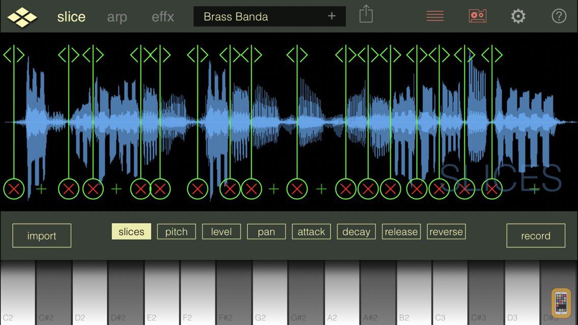 Screenshot - ReSlice