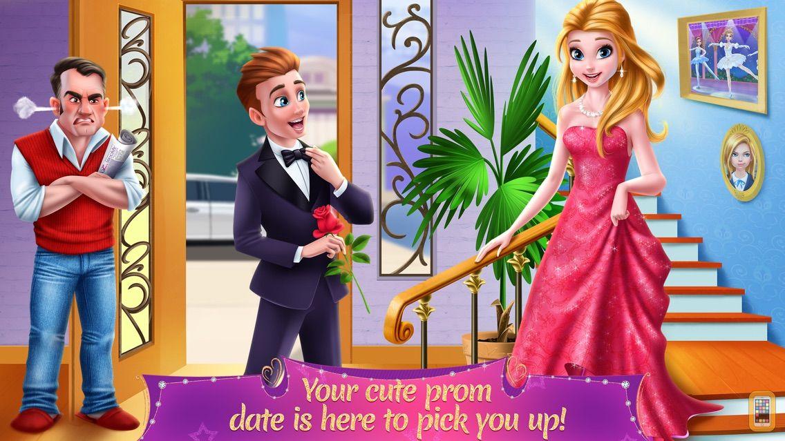 Screenshot - Prom Queen Girl - Date Night