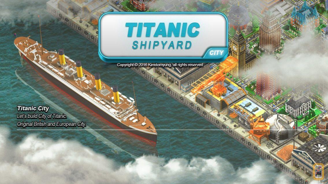 Screenshot - Titanic Shipyard