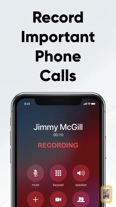 Screenshot - Recording App - Re:Call