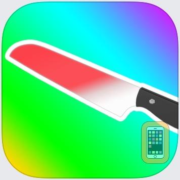 Bottle Flip vs Glowing Hot Knife Simulator by Mateusz Grabowski (Universal)