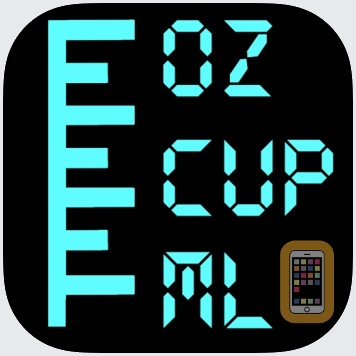Measuring Cup & Kitchen Scale by Klaas Kremer (iPhone)