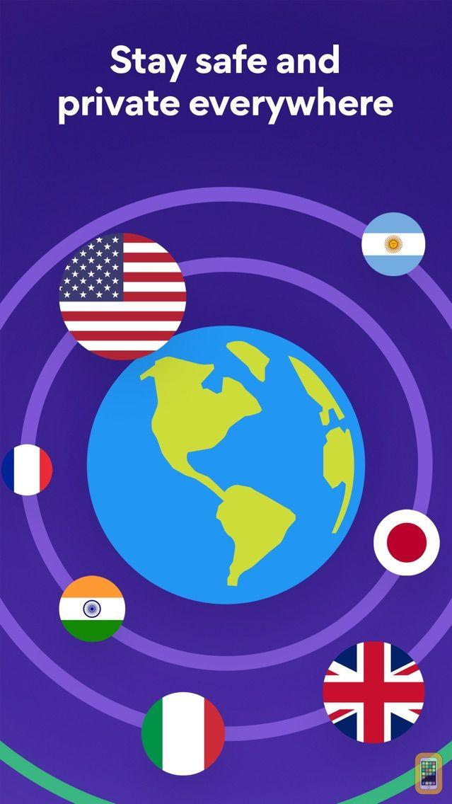 Screenshot - VPN 360 - Unlimited VPN Proxy