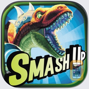 Smash Up - The Card Game by Nomad Games (Universal)