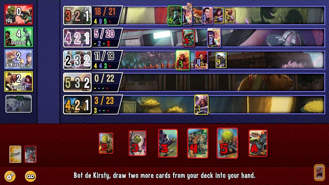 Screenshot - Smash Up - The Card Game