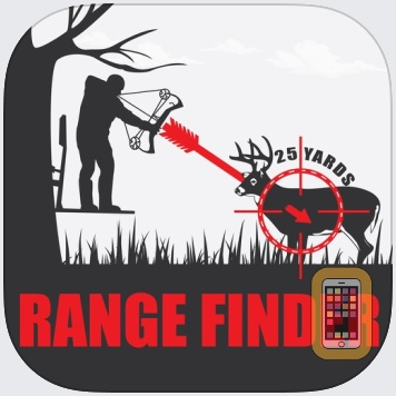 Range Finder for Hunting Deer & Bow Hunting Deer by GuideHunting L. L. C. (Universal)