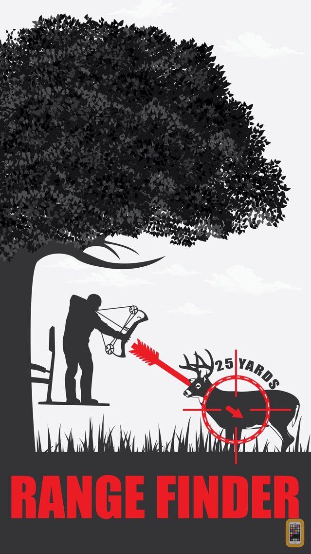 Screenshot - Range Finder for Hunting Deer & Bow Hunting Deer