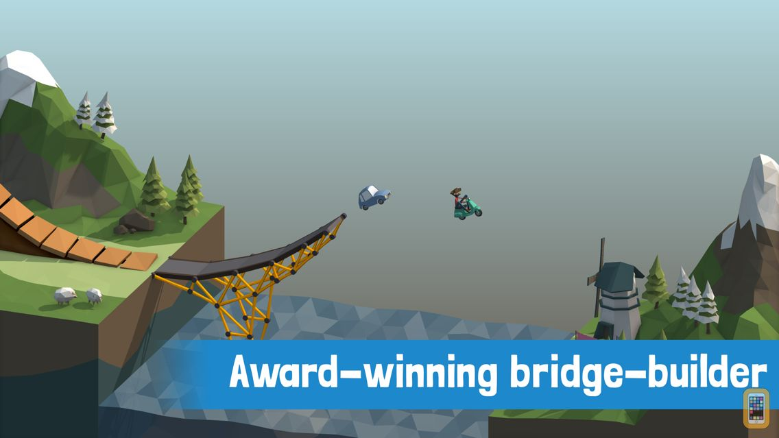 Screenshot - Poly Bridge