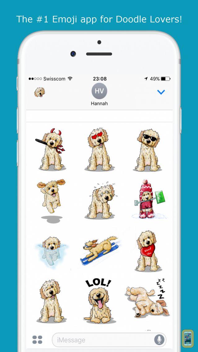 Screenshot - DoodleMoji - Emoji & Stickers